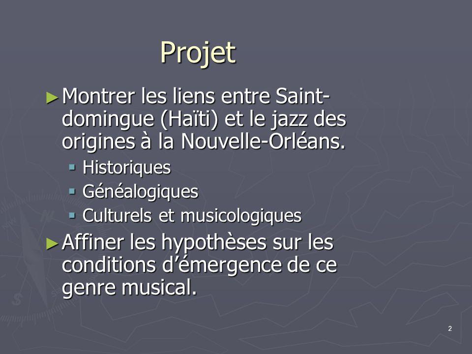 1 Naissance du Jazz, Nouvelle-Orléans et Haïti Claude Carré ageccarre@yahoo.com Eh, la bas Willie Didi Pierce