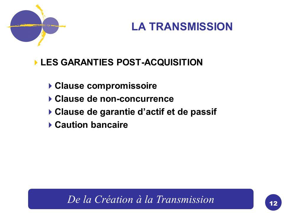 13 Questions diverses De la Création à la Transmission