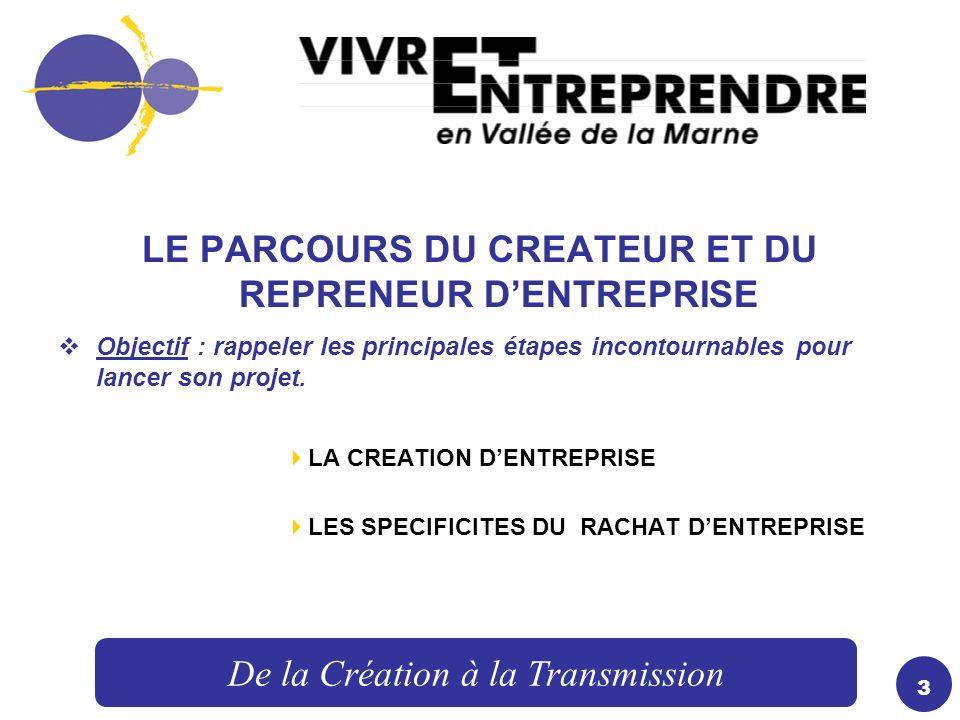 4 LA CREATION DENTREPRISE LA DEMARCHE COMMERCIALE Lidée - le produit Létude de marché La stratégie commerciale-le positionnement