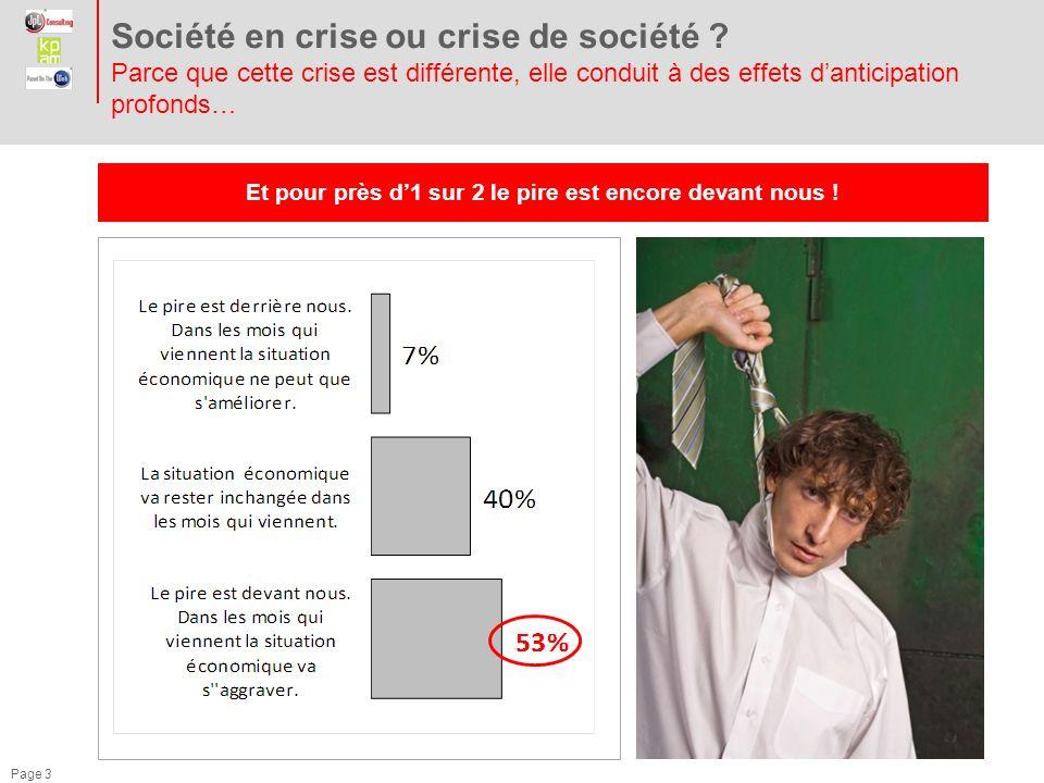 Page 3 Société en crise ou crise de société .