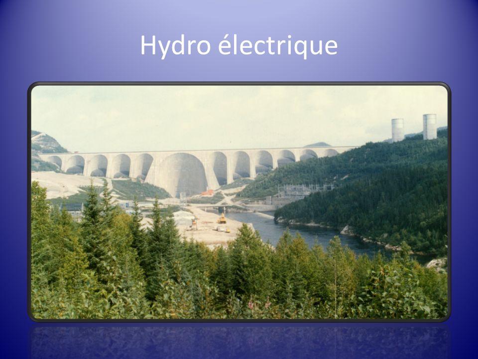 Hydro électrique
