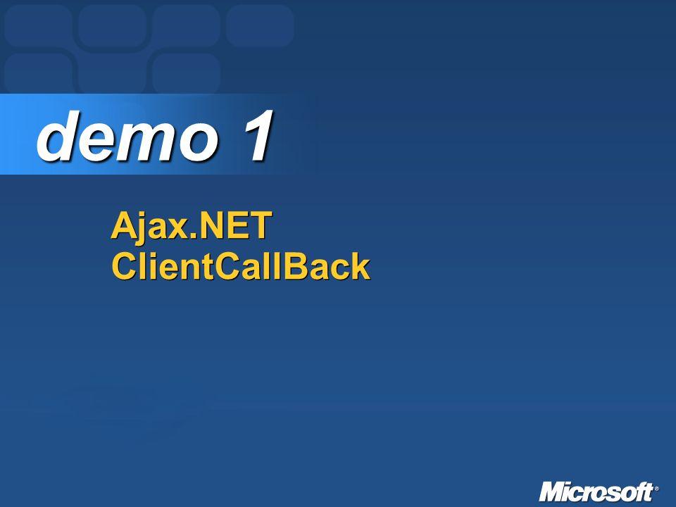 Atlas Framework Atlas Application web interactives Framework orienté composants Développement impératif ou déclaratif Développement coté serveur possible Intégration parfaite avec ASP.NET 2.0