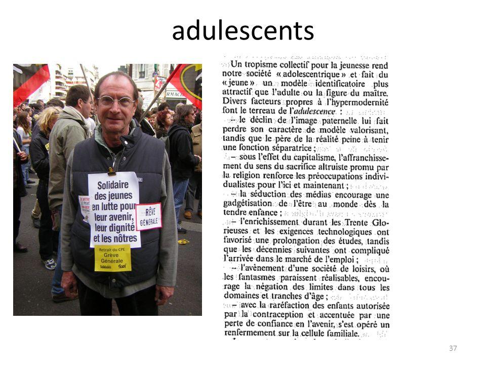 adulescents 37