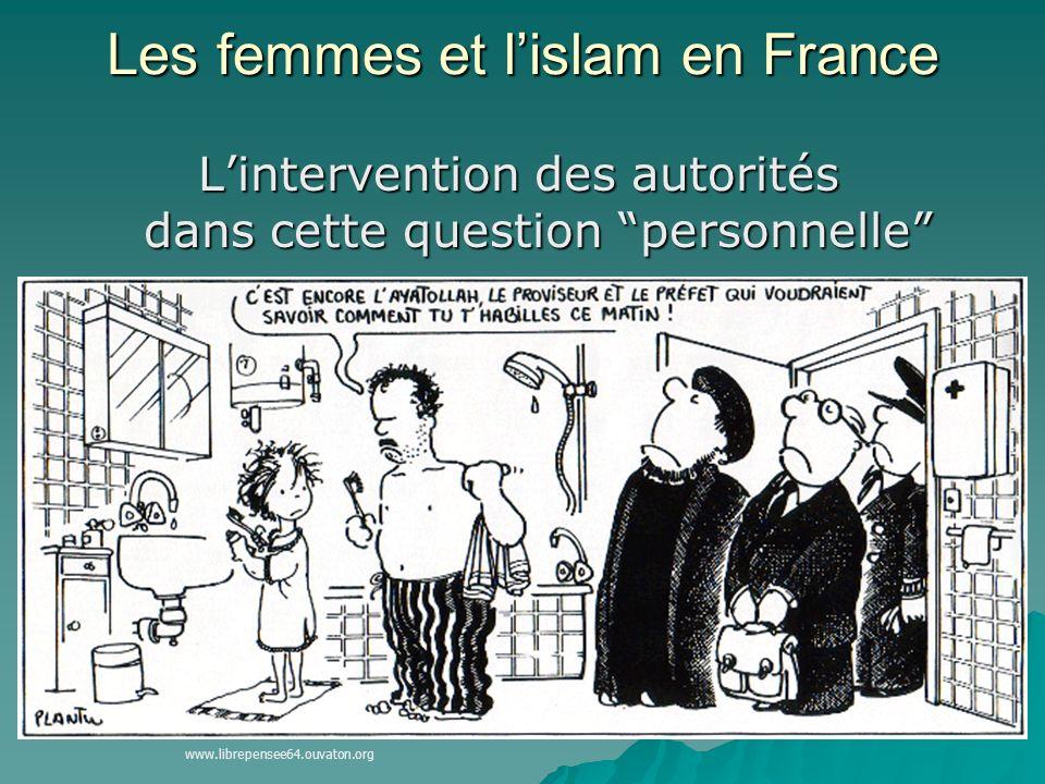 Dautres ont trouvé la loi confuse et difficile à appliquer http://www.fsa.ulaval.ca/personnel/vernag/EH/F/cause/islam.htm