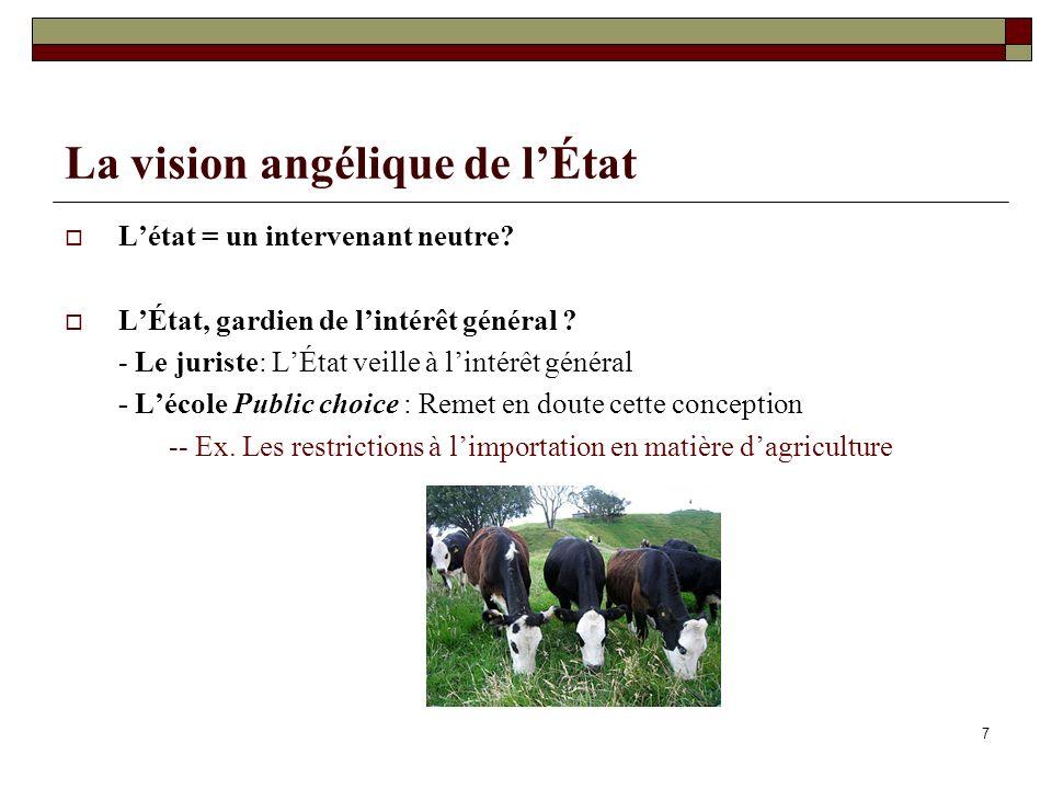 18 La ressemblance des programmes Les positions idéologiques: Convergence vers le centre Ex.