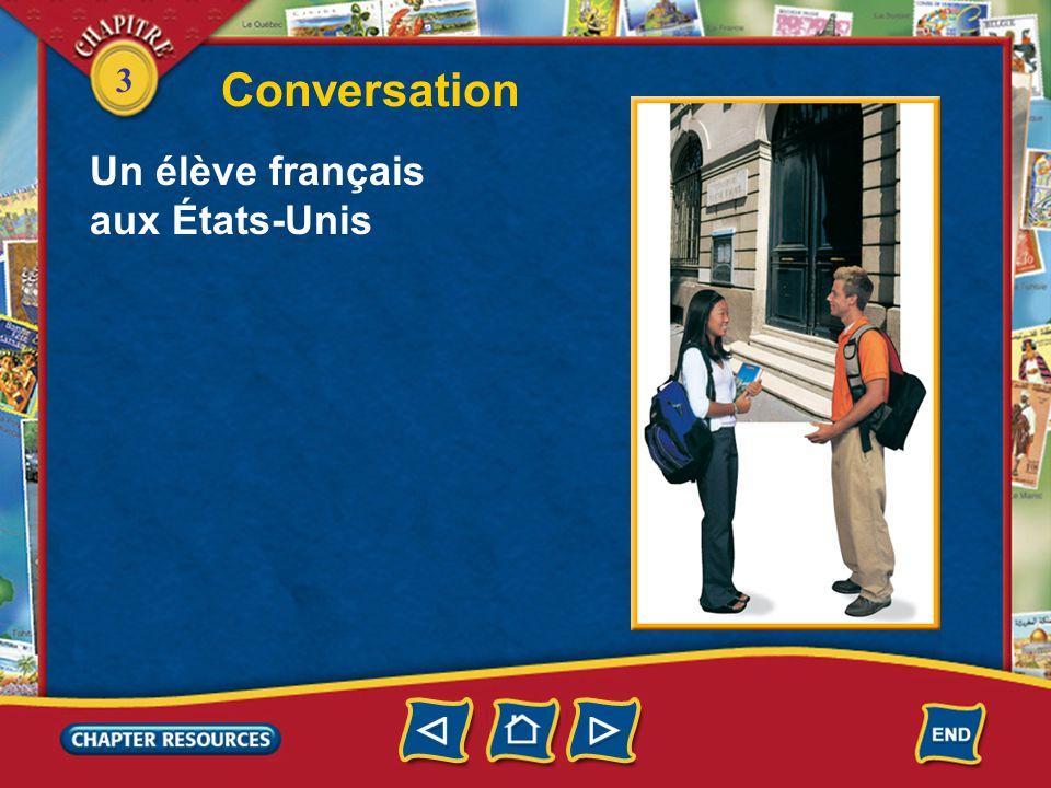 3 4. La calculatrice coûte combien? Answer: La calculatrice coûte dix euros. 5. On paie où? Answer: On paie à la caisse.