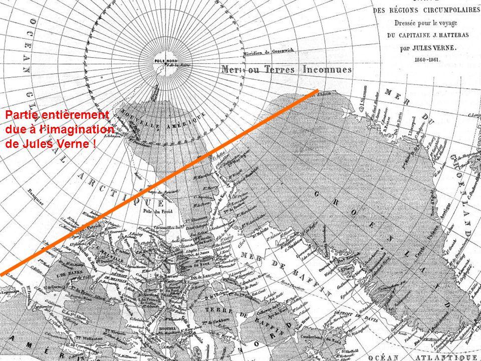 24 septembre 2007 15 Partie entièrement due à limagination de Jules Verne !