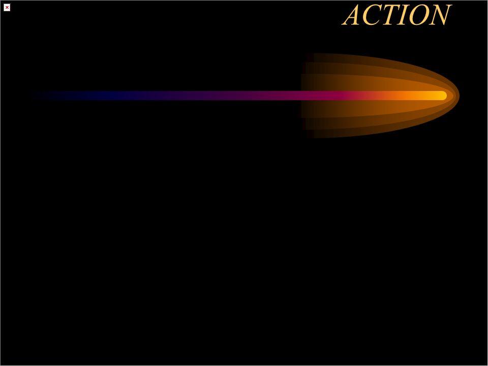 ACTION 6) LE PLAN D ACTION : SON VÉCU Il n y a ni trucs, ni recettes qui permettent, à partir de la listes des lacunes et dysfonctions de l écolier d appliquer techniquement (et bêtement) une série de gestes et d interventions préprogrammés.