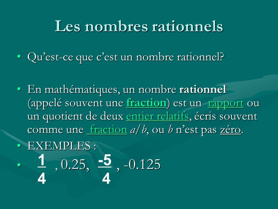 AJOUTER LES FRACTIONS Afin dajouter deux fractions avec le même dénominateur, ajoute les numérateurs et place la somme sur le dénominateur commun EXEMPLE: 3535 + 1515 = 4545
