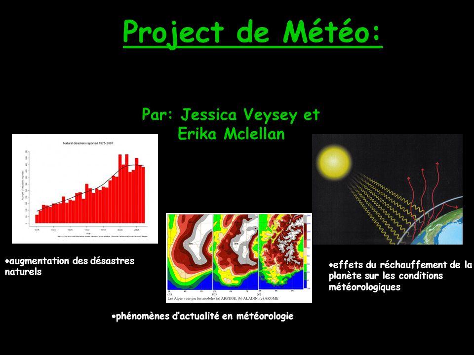augmentation des désastres naturels phénomènes dactualité en météorologie effets du réchauffement de la planète sur les conditions météorologiques Pro