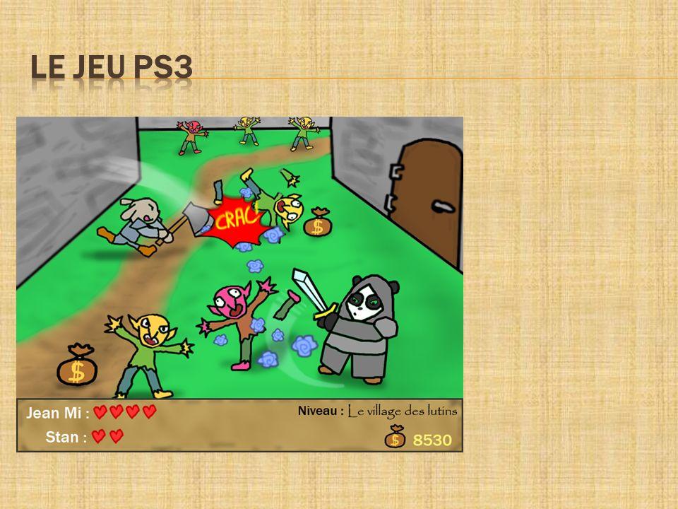 -Graphismes colorés et mignons -Aspect de violence très édulcorée -3D cell shedding -Multiples gameplay suivant les différents mondes -Style mélangean