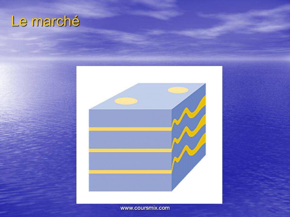 www.coursmix.com Les pièges de la segmentation Segmenter les produits au lieu des marchés.