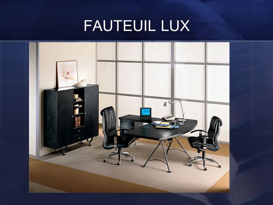 FAUTEUIL LUX