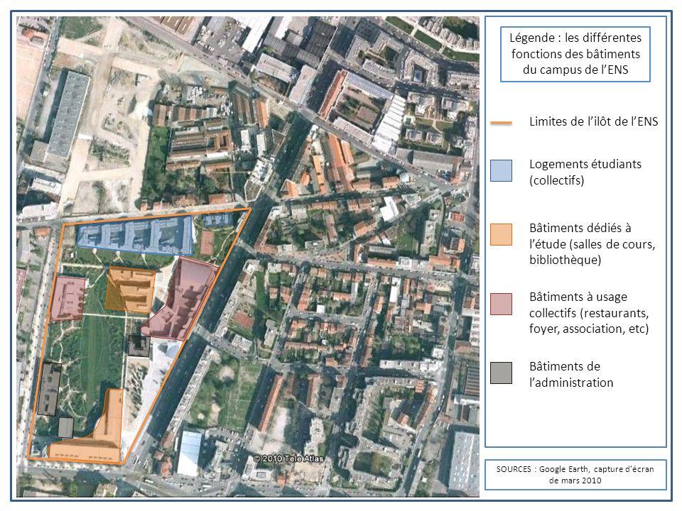 2 ème phase de reconversion industrielle: la ZAC « le Bon Lait » Source: Google images ZAC « le Bon Lait », 2010