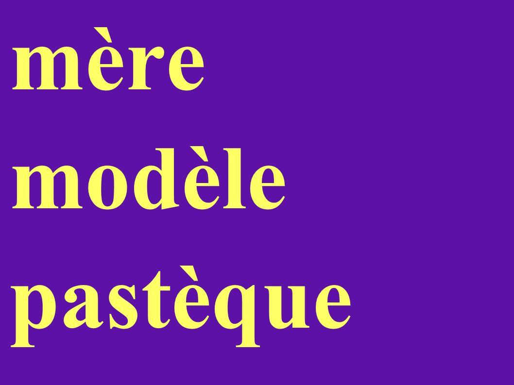 mère modèle pastèque
