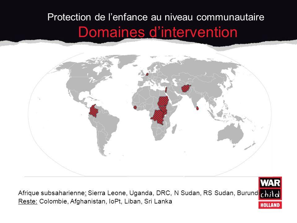 Définition de la PE = protection contre les violences physiques, les violences psychologiques, la négligence et l exploitation.