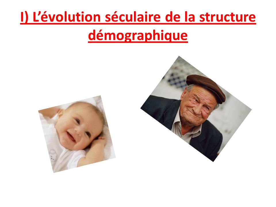 C) Leffet de la structure démographique sur la consommation Effet dâge et de génération Modification structure consommation