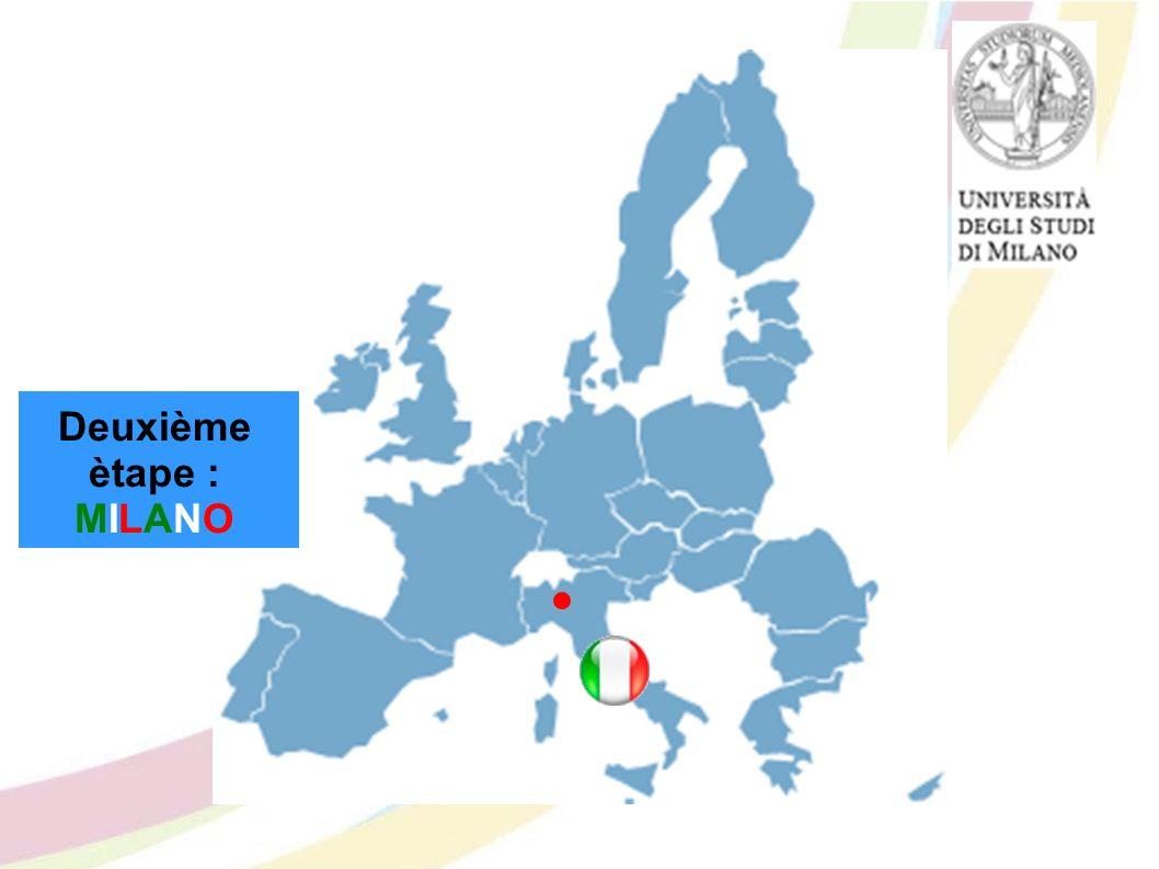 4 mois dans la capitale de la Lombardie avec au programme : -La protection de lÉtat de Droit dans lUnion Européenne -La langue et la culture italiennes -Les principes de citoyenneté et de démocratie -La semaine de la mode -L acquis juridique et politique européen -Les panzerotti de chez Luini, le limoncello et le Negroni
