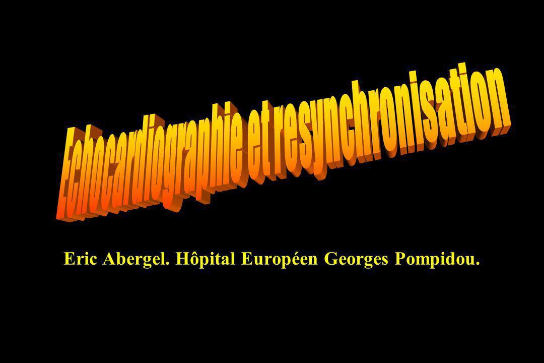 Eric Abergel. Hôpital Européen Georges Pompidou.