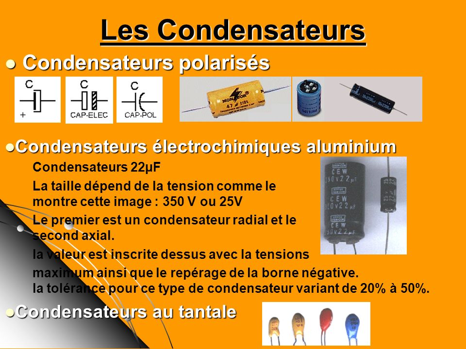 Les Bobines Inductances Inductances Transformateurs Transformateurs