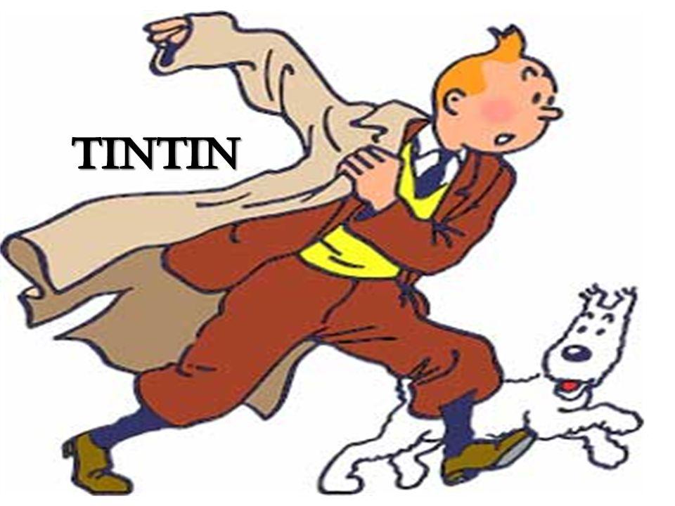 Prénom: Tintin Origine: Bruxelles, Belgique Espèce: Humain Cheveux: Roux Yeux: Noirs Activité(s): Reporter, aventurier Caractéristique(s): Houppette sur le devant des cheveux; Pantalons de golf Adresse: 26, rue du Labrador; Château de Moulinsart Identité
