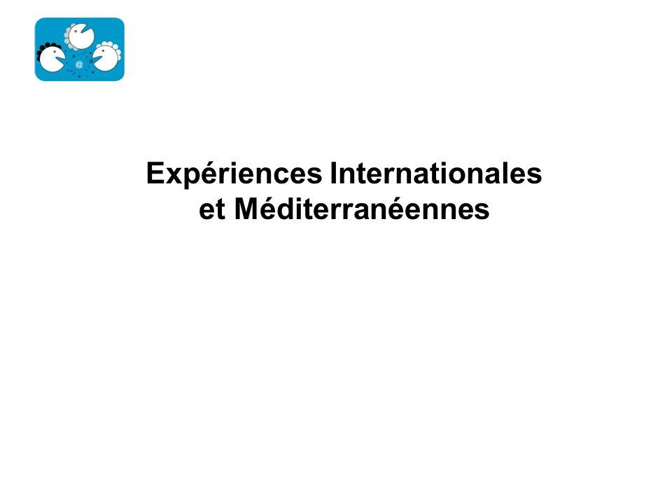 Expériences Internationales et Méditerranéennes