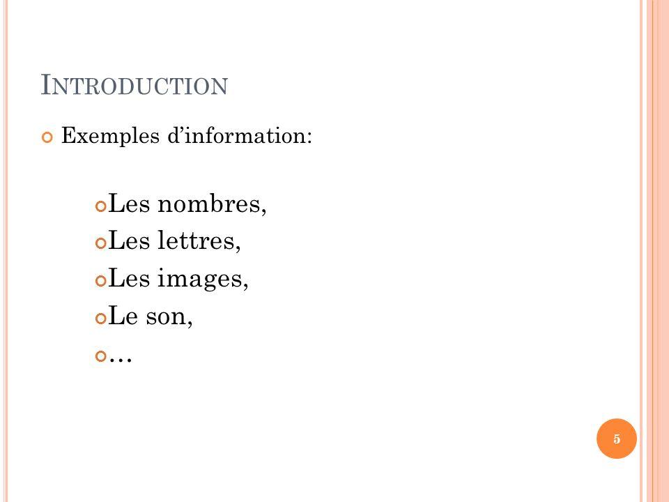 S YSTÈMES DE NUMÉRATIONS Définition La numération est une science qui traite de la dénomination et de la représentation graphique des nombres.
