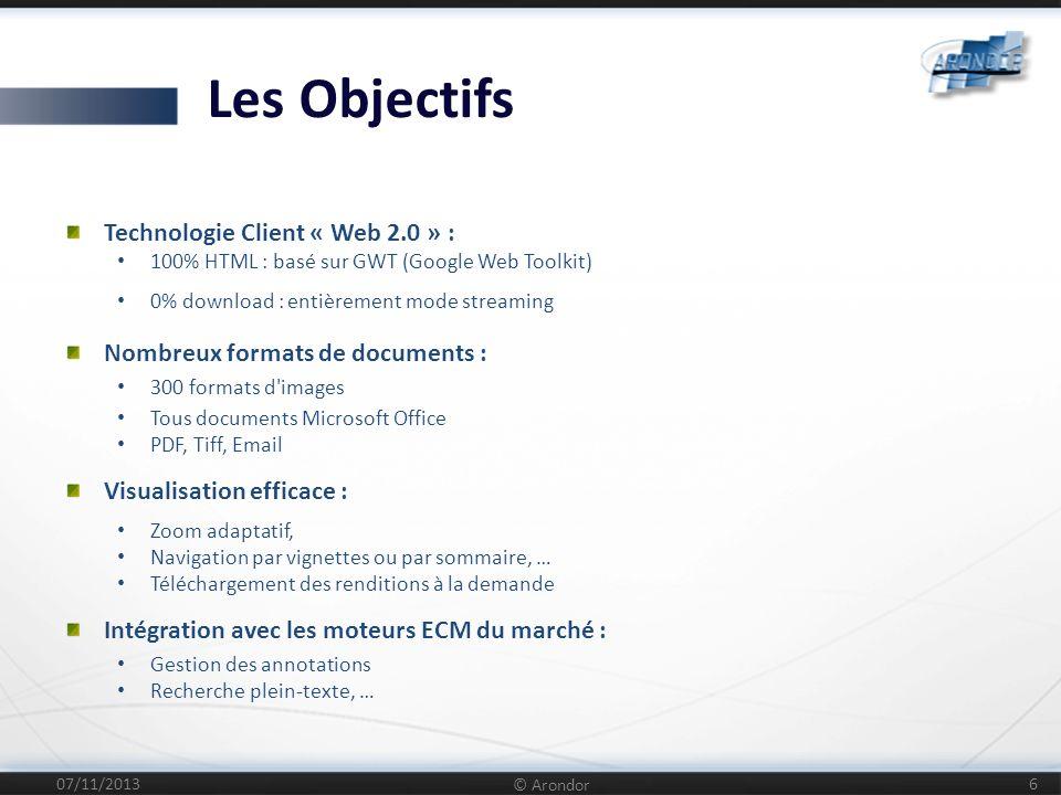 Les Points Forts Aucune adhérence au poste client Un navigateur suffit (IE 6,7,8...