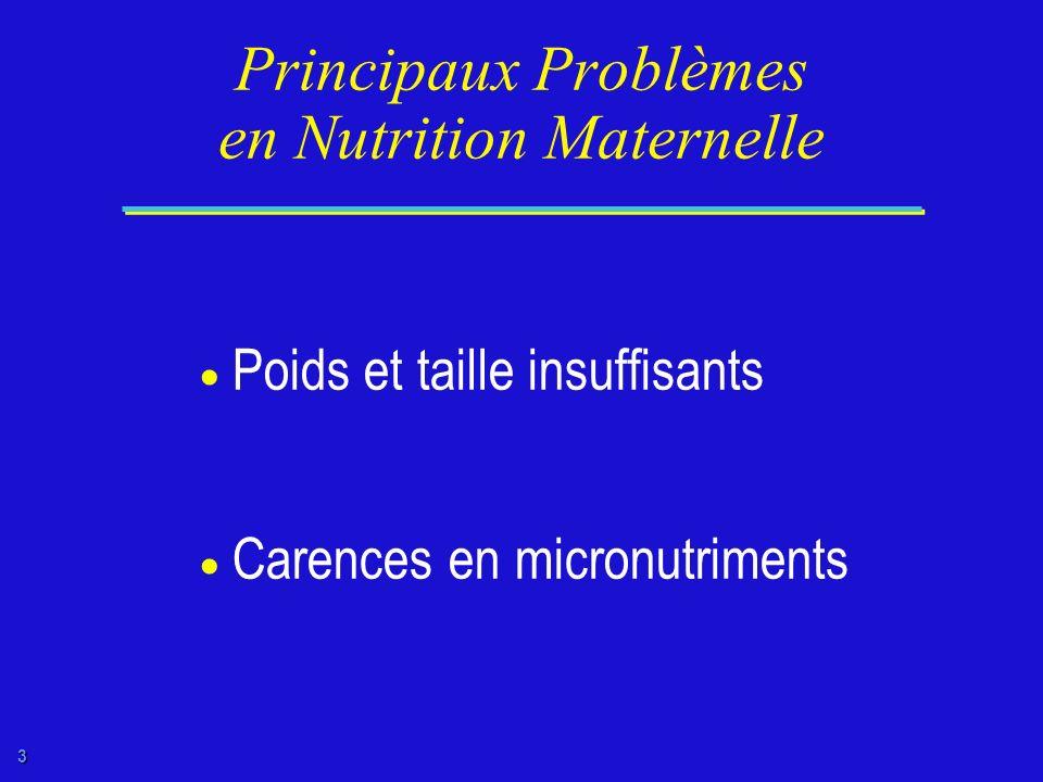 Nutrition Maternelle Problèmes UNICEF/C-79-15/Goodsmith