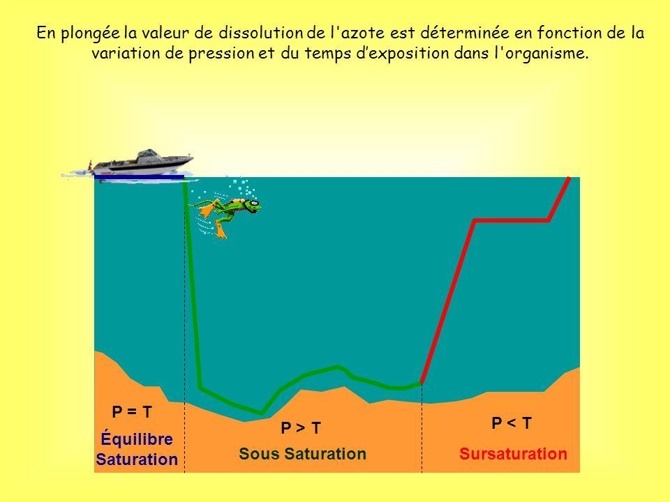 Facteurs influents De nombreux facteurs influent sur la quantité de gaz absorbé par un liquide : LA PRESSION LA DUREE LA TEMPERATURE LAGITATION DU GAZ