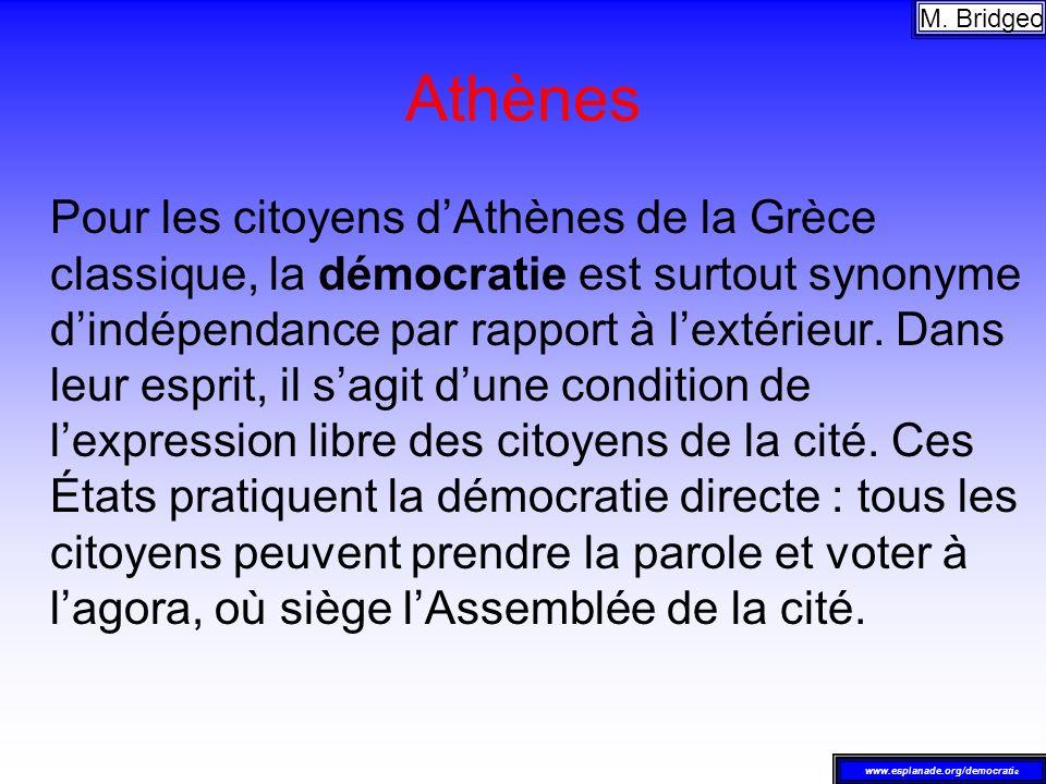 Athènes Vers la fin du VIe siècle av.