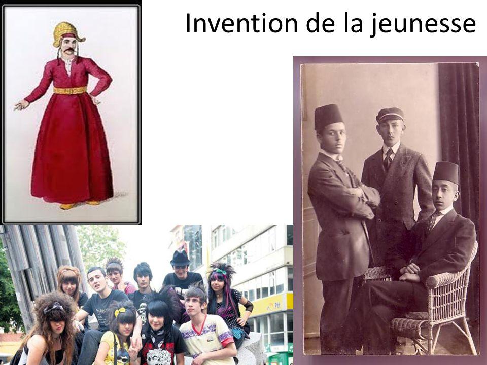 Invention de la jeunesse