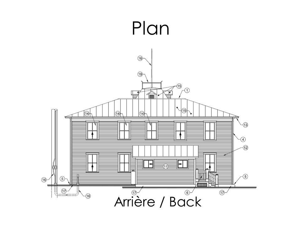 Plan Gauche /Left