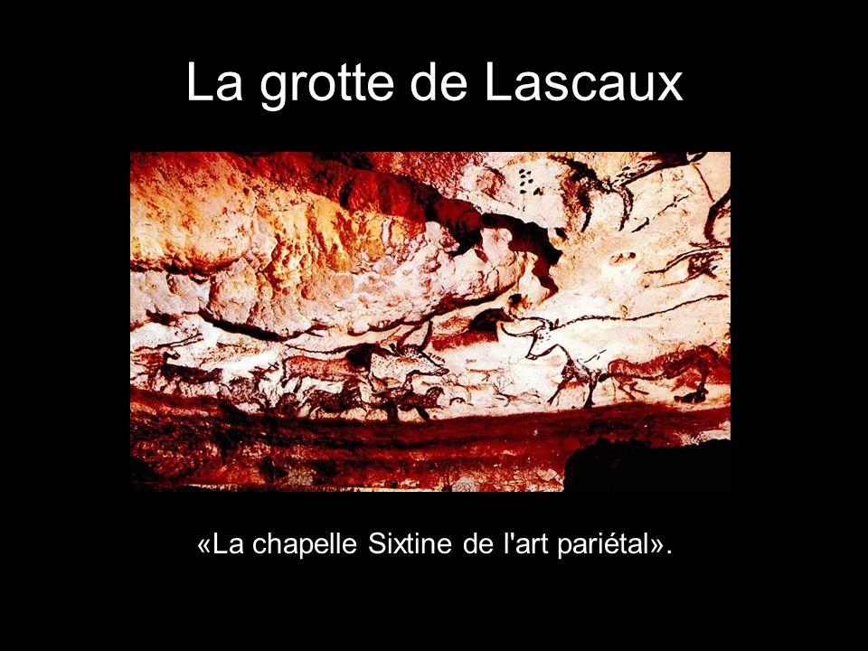 Marsal (à gauche) et Ravidat (à droite), assis La découverte de la grotte de Lascaux -1940 Jacques Marsal, Marcel Ravidat, George Agnel, et Simon Coencas