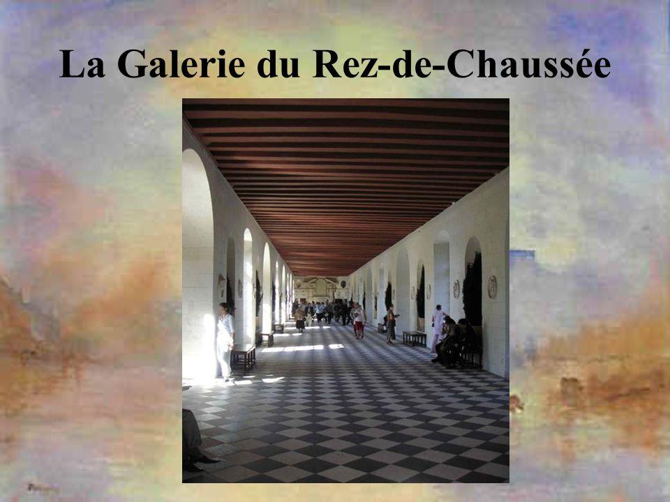 La Galerie du Rez-de-Chaussée