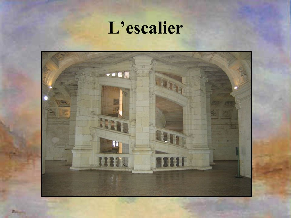 Lescalier