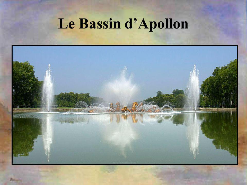 Le Bassin dApollon