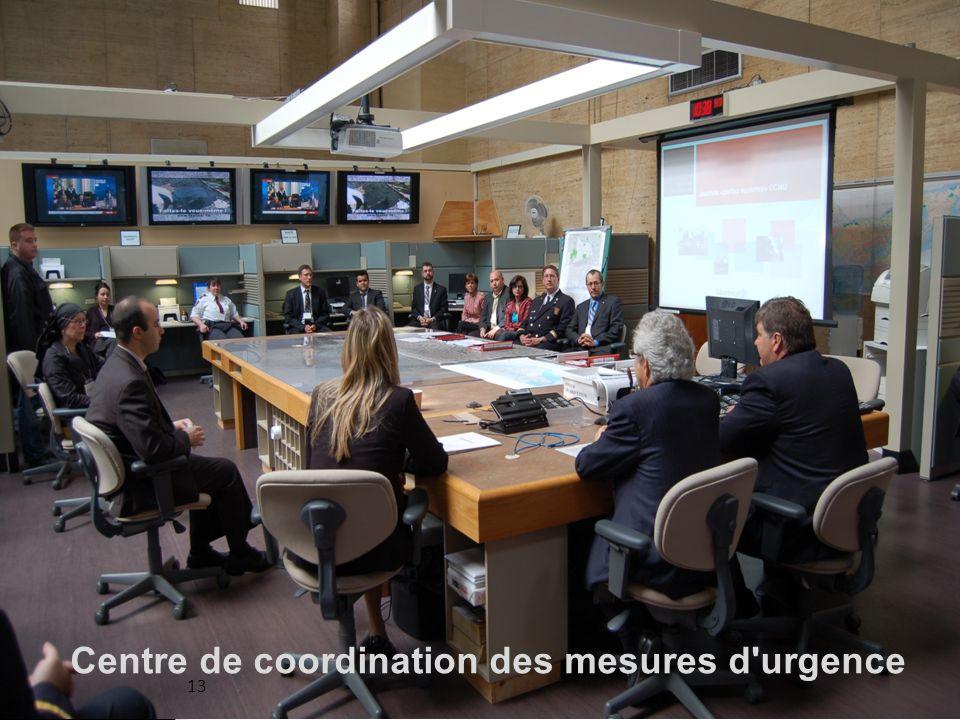 Centre de coordination des mesures d'urgence 13