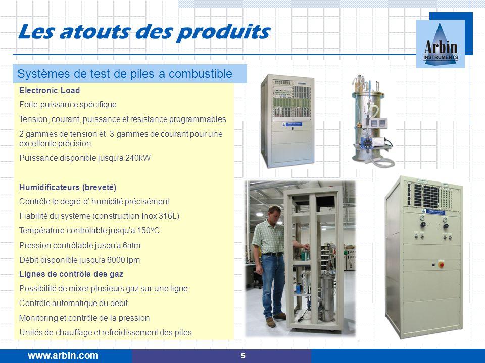 Les atouts des produits Systèmes de test de piles a combustible Electronic Load Forte puissance spécifique Tension, courant, puissance et résistance p