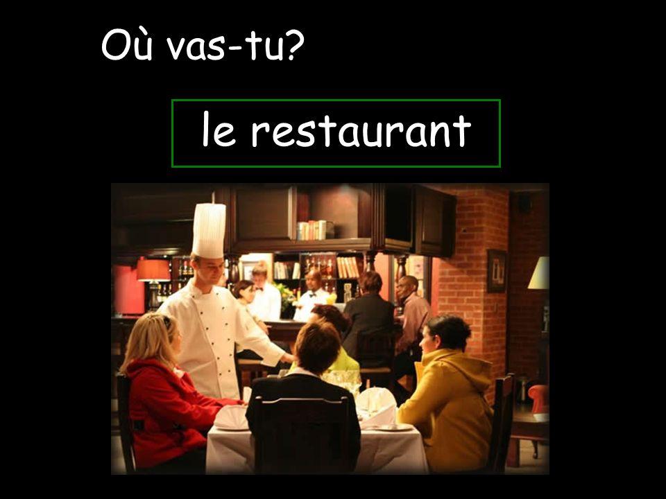 le restaurant Où vas-tu?
