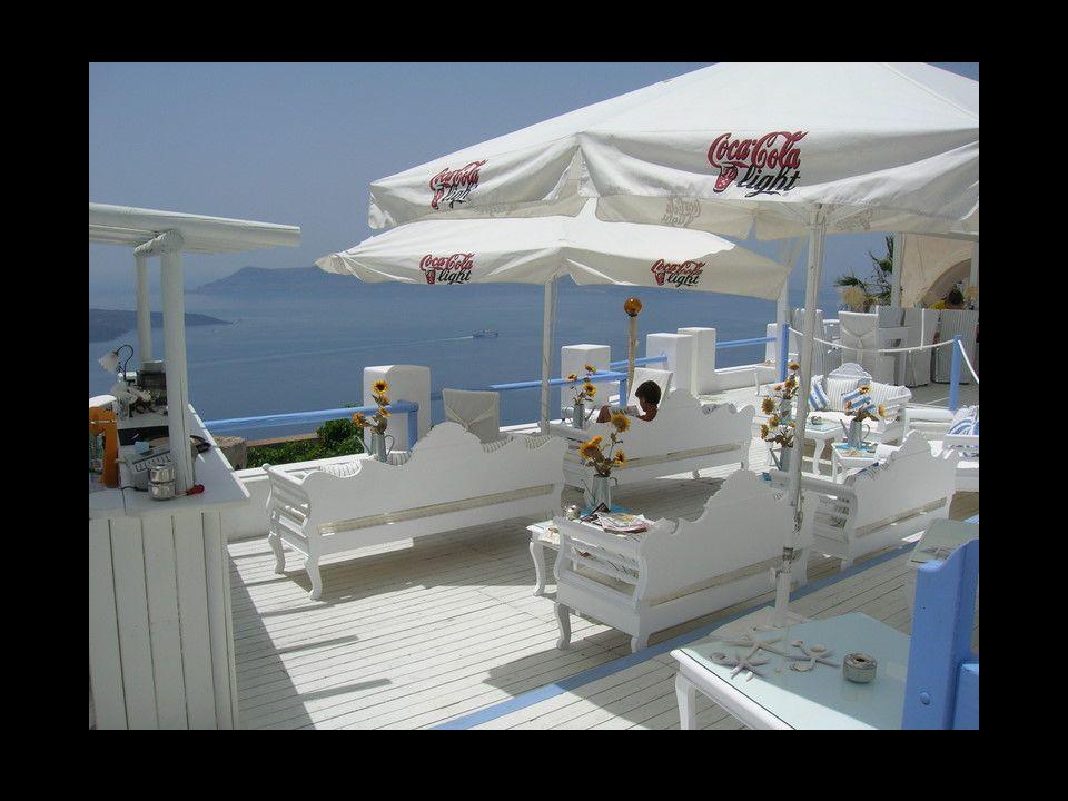 Les plus belles terrasses de Grèce.
