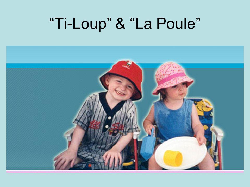Ti-Loup & La Poule
