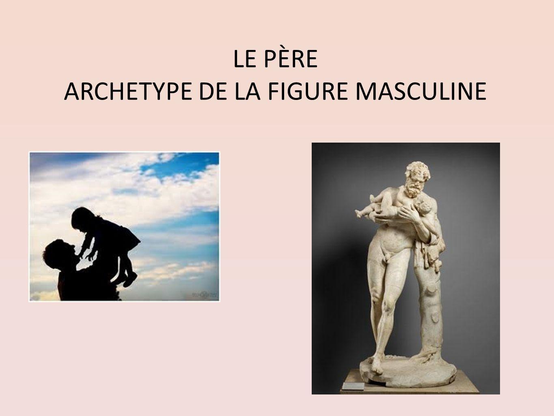 LE PÈRE ARCHETYPE DE LA FIGURE MASCULINE