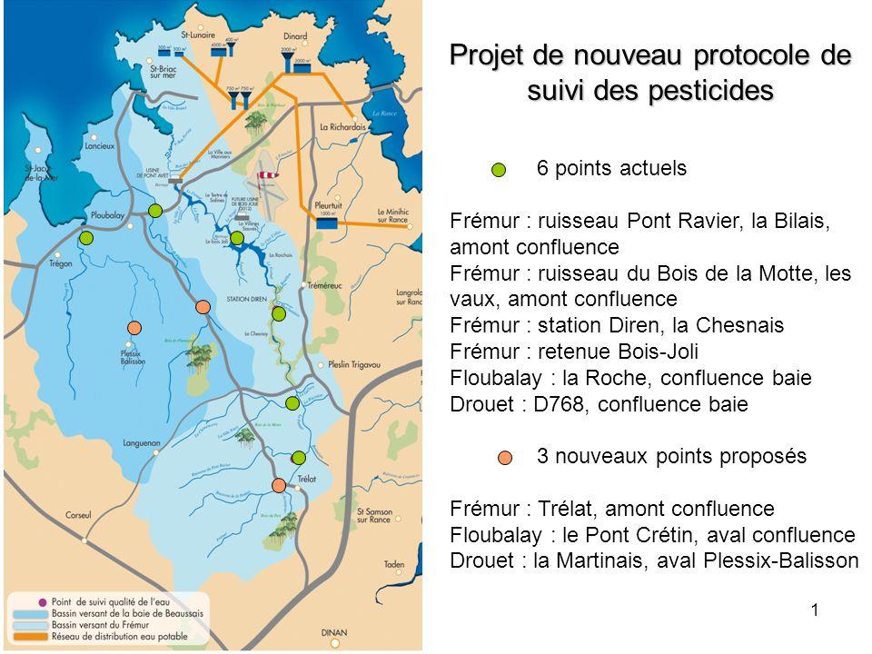 2 Frémur : Trélat, amont confluence