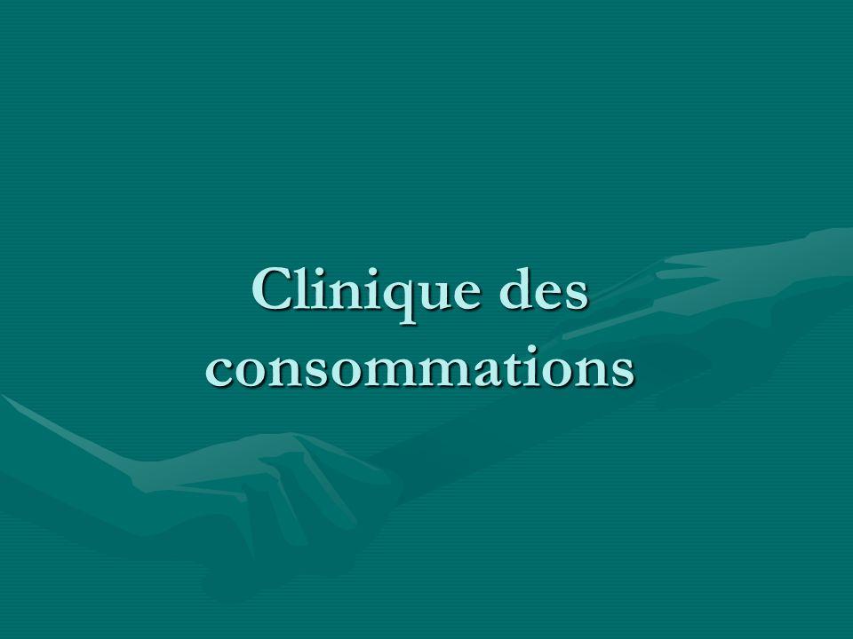 Clinique des consommations