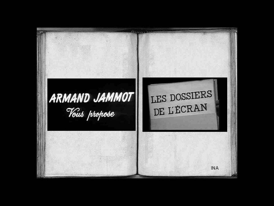 En 1967, Armand JAMMOT lance LES DOSSIERS DE LÉCRAN Émission dans laquelle Joseph PASTEUR et Alain JEROME, après avoir exposé le thème du jour, et pré