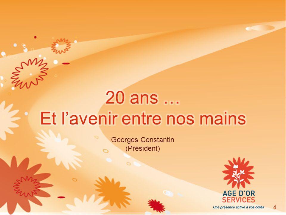 Georges Constantin (Président) 4