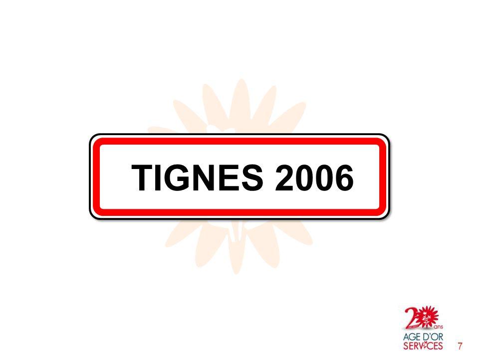 7 TIGNES 2006