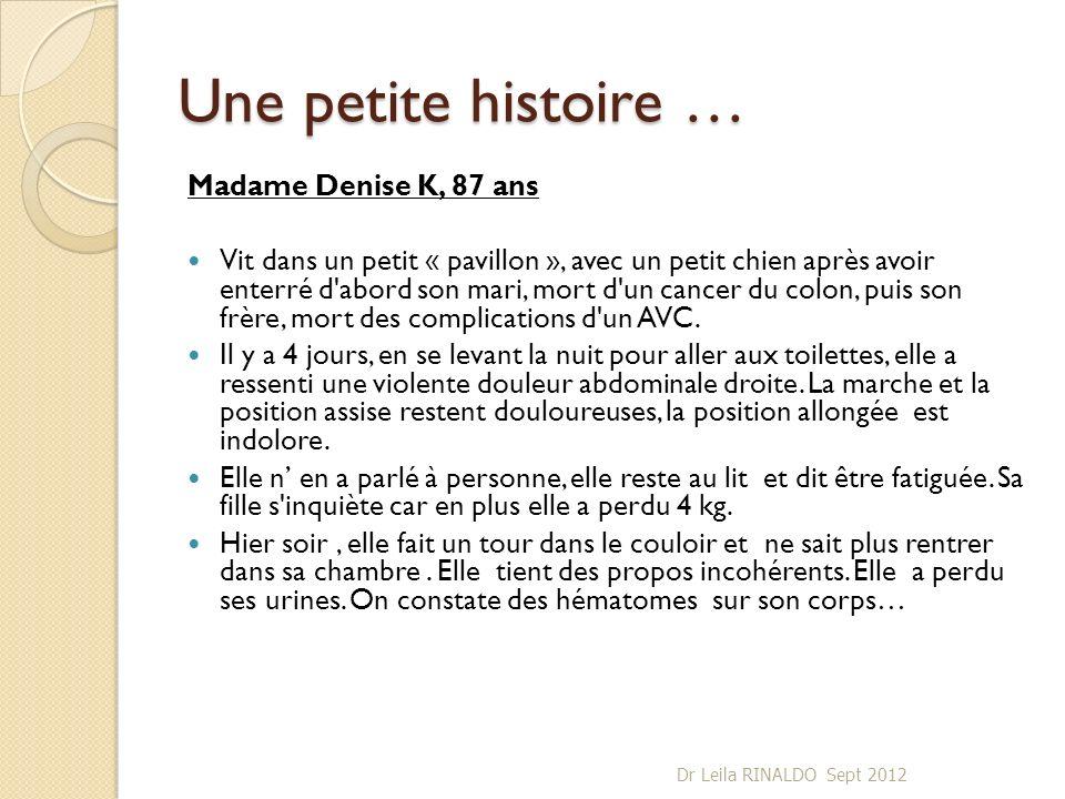 Causes neurologiques des troubles de la marche Dr Leila RINALDO Sept 2012