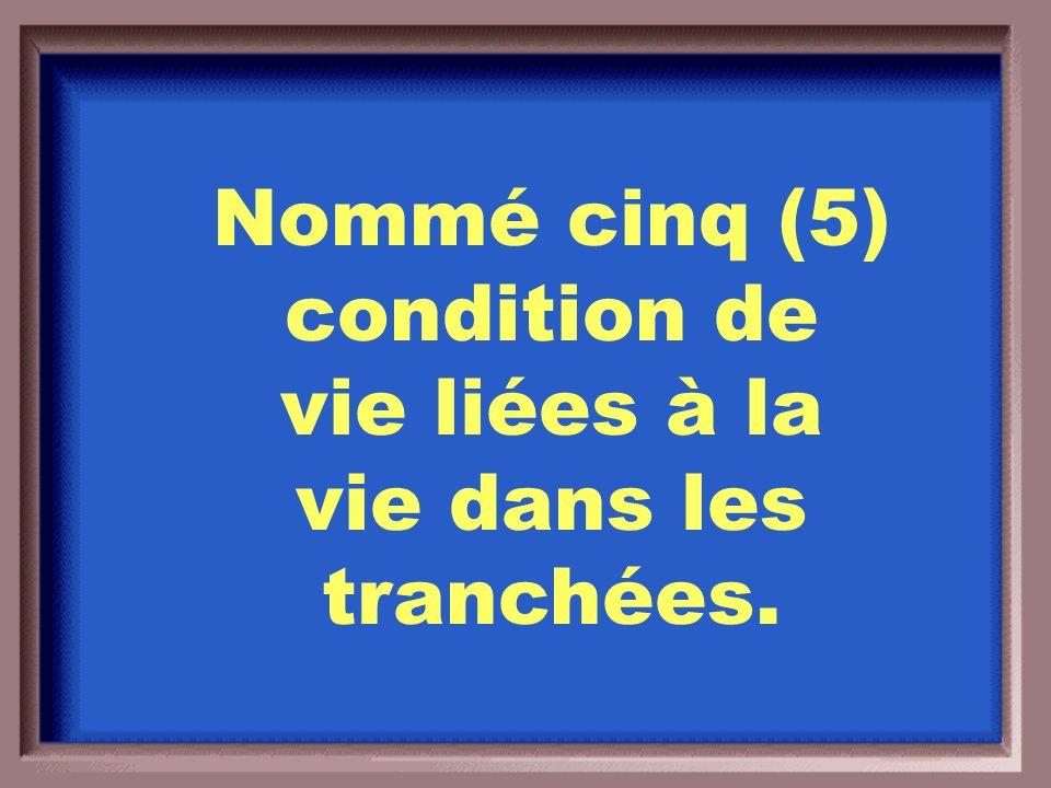 1)Les troupes françaises et britanniques avaient essayé sans succès 2)Alors, le devoir a été donné au Canadiens.